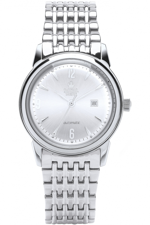 Image of            Ladies Royal London Automatic Watch 21174-05