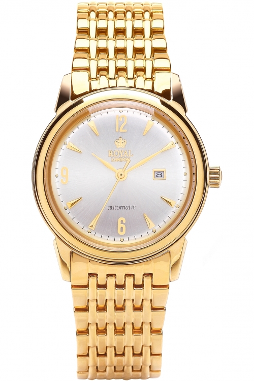 Image of            Ladies Royal London Automatic Watch 21174-06