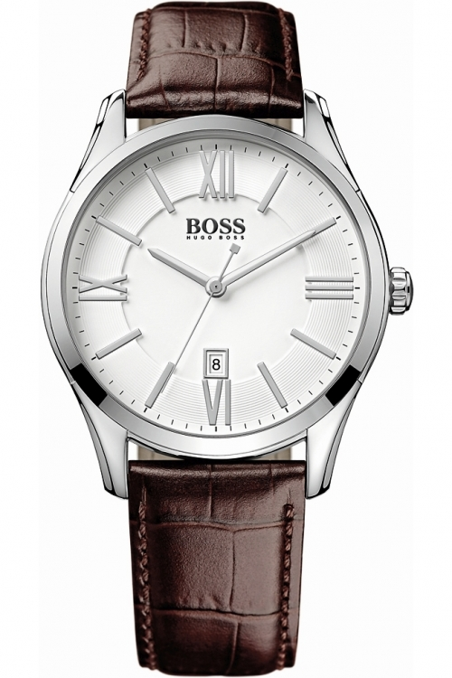 Image of            Mens Hugo Boss Ambassador Watch 1513021