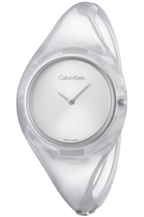 Ladies Calvin Klein Pure Watch K4W2SXK6