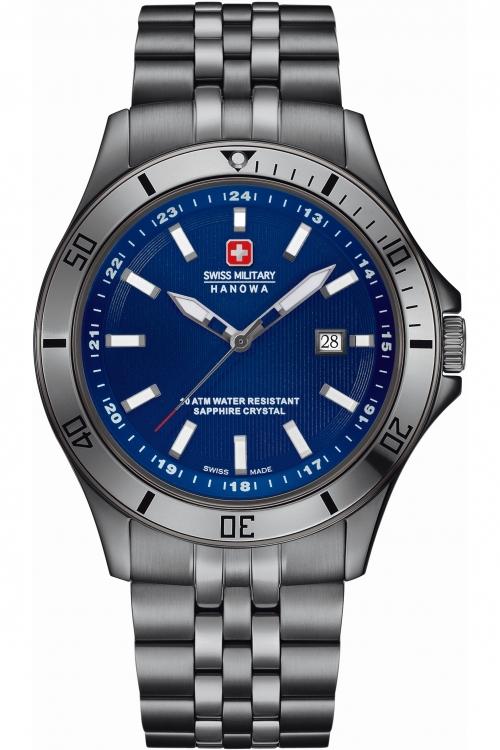 Image of            Mens Swiss Military Hanowa Flagship Watch 06-5161.30.003