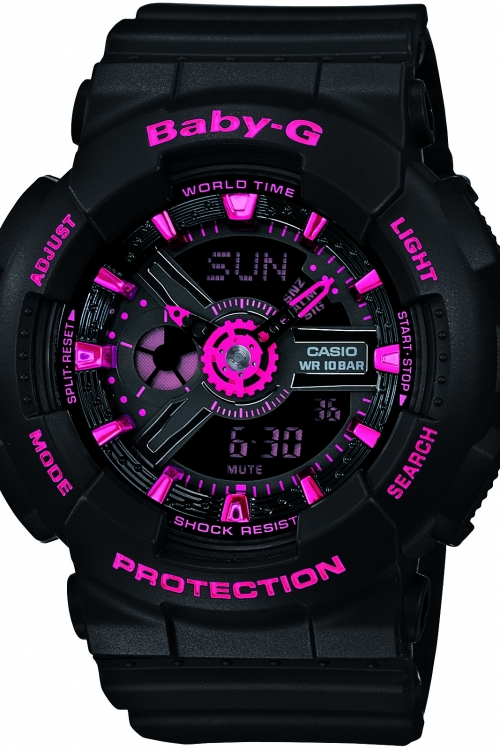 Image of            Casio Baby-G WATCH BA-111-1AER