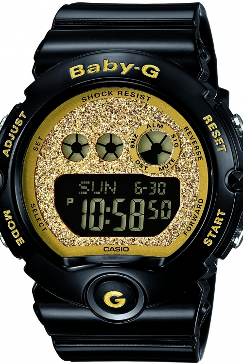 Image of            Casio Baby-G WATCH BG-6900SG-1ER