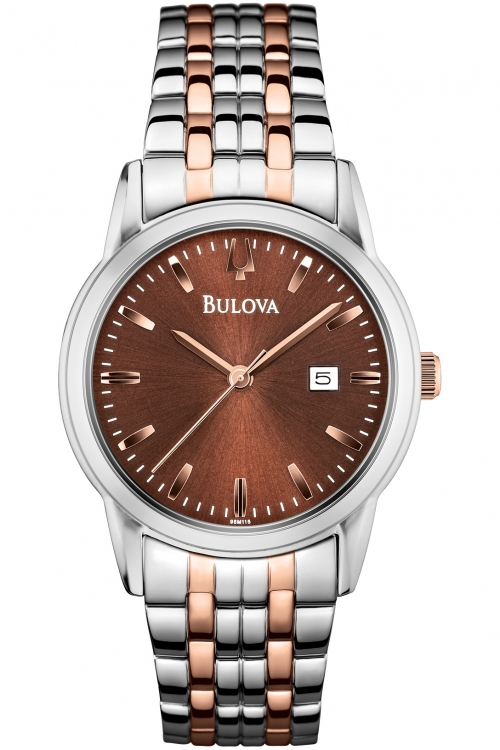 Ladies Bulova Watch 98M115