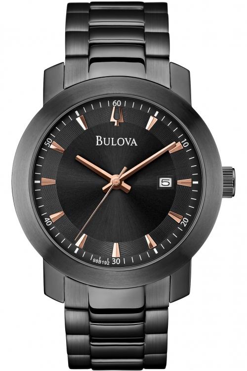 Mens Bulova Watch 98B192