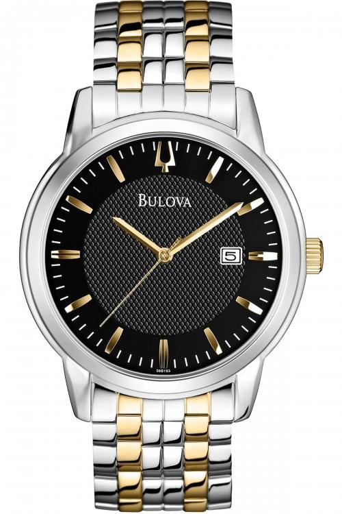 Mens Bulova Watch 98B193