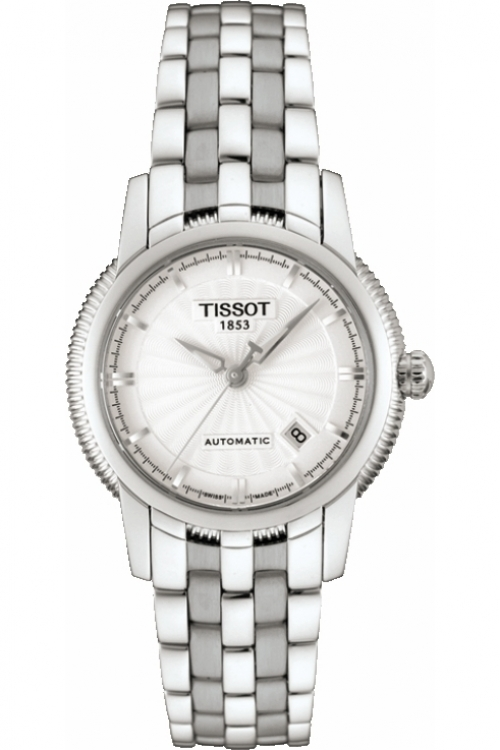 Image of            Ladies Tissot Ballade III Automatic Watch T97118331
