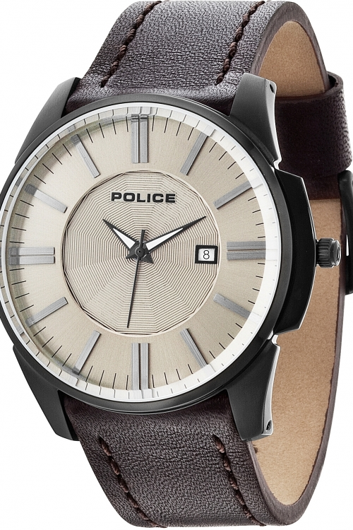 Image of  			   			  			   			  Mens Police Governor Watch 14384JSB/19