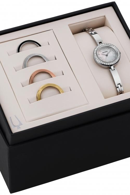 Ladies Bulova Gift Set Watch 98X107