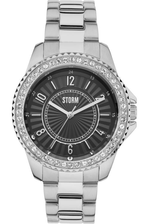 Image of Ladies STORM Zirona Crystal Watch ZIRONA-CRYSTAL-SILVER