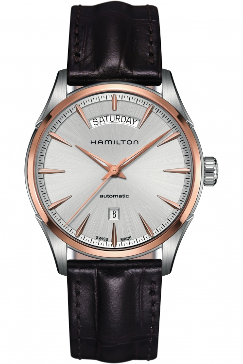 Image of  			   			  			   			  Mens Hamilton Jazzmaster Automatic Watch