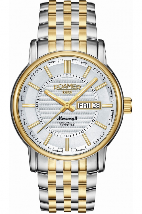 Men's Watches Mens Roamer Mercury II Automatic Watch 963637471590