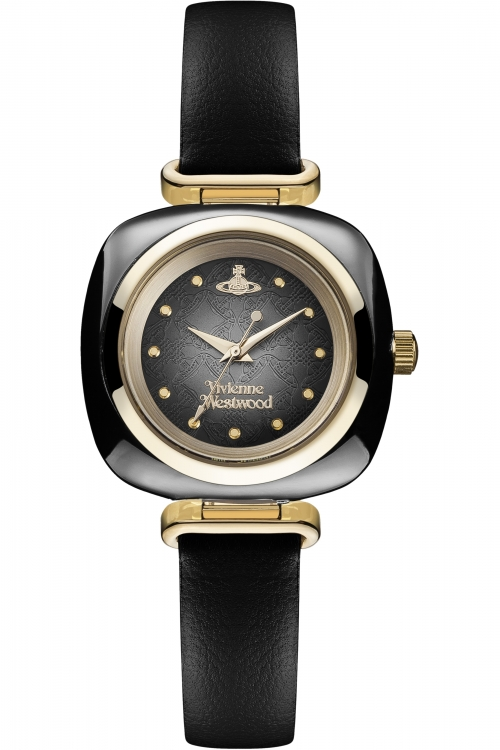 Image of  			   			  			   			  Ladies Vivienne Westwood Beckton Watch VV141BKBK