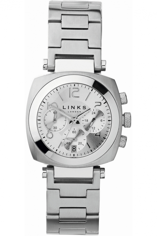 Image of  			   			  			   			  Ladies Links Of London Brompton Chronograph Watch