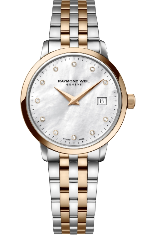 Image of Ladies Raymond Weil Toccata Watch 5988-SP5-97081