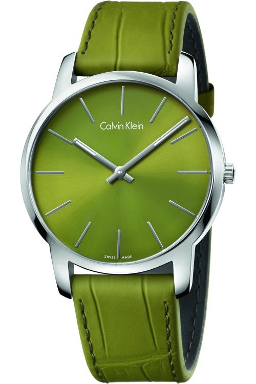 Mens Calvin Klein City Watch K2G211WL
