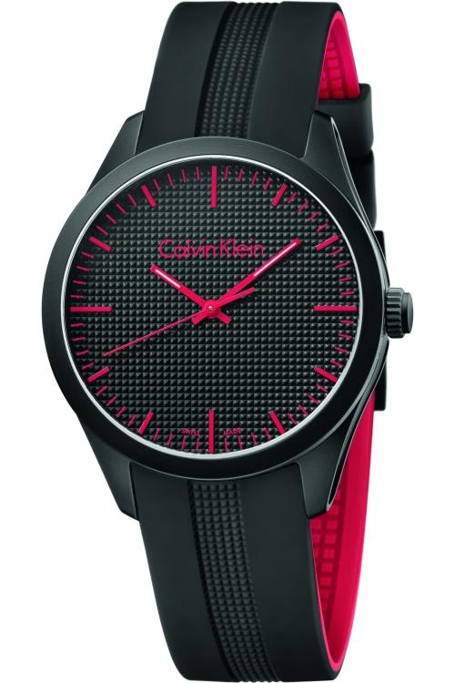 Mens Calvin Klein Color Watch K5E51TB1