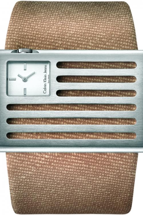 Unisex Calvin Klein Banner Watch K4513126