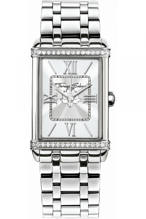 Image of  			   			  			   			  Ladies Thomas Sabo Century Watch