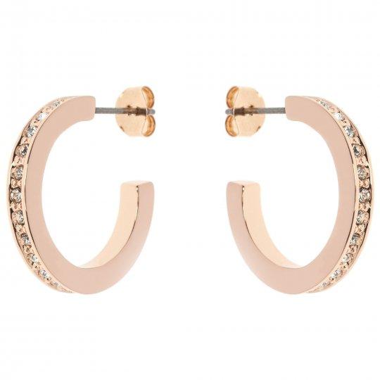 b63800083 Karen Millen Jewellery Small Hoop Earrings JEWEL KMJ357-24-02
