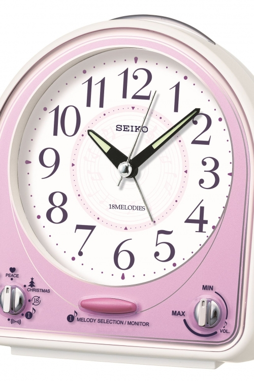 Image of Seiko Clocks Melody Alarm QHP003P