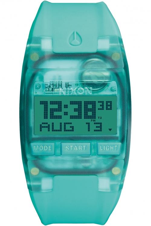 Unisex Nixon The Comp S Chronograph Watch A336-2043