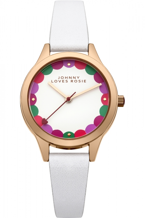 Image of  			   			  			   			  Ladies Johnny Loves Rosie Watch JH001