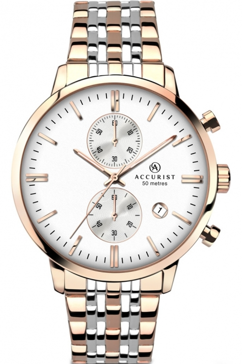Image of  			   			  			   			  Accurist Chronograph Watch 7083