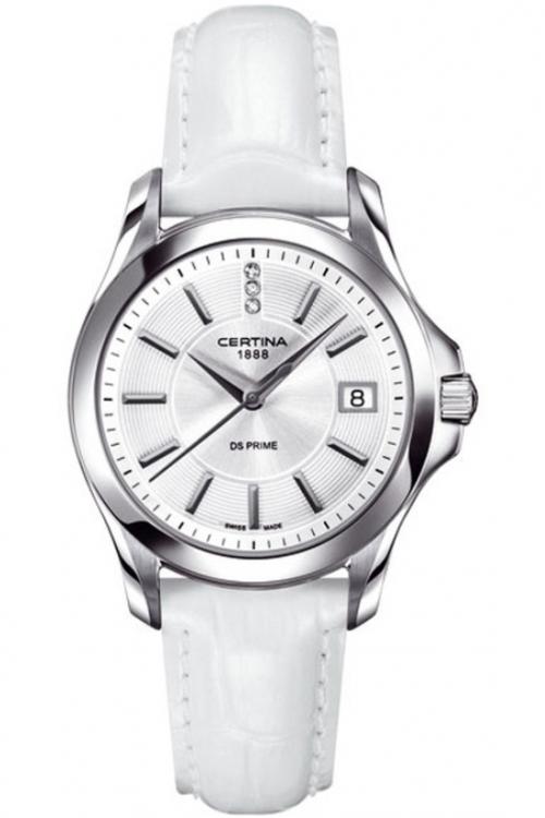 Ladies Certina DS Prime Diamond Watch C0042101603600