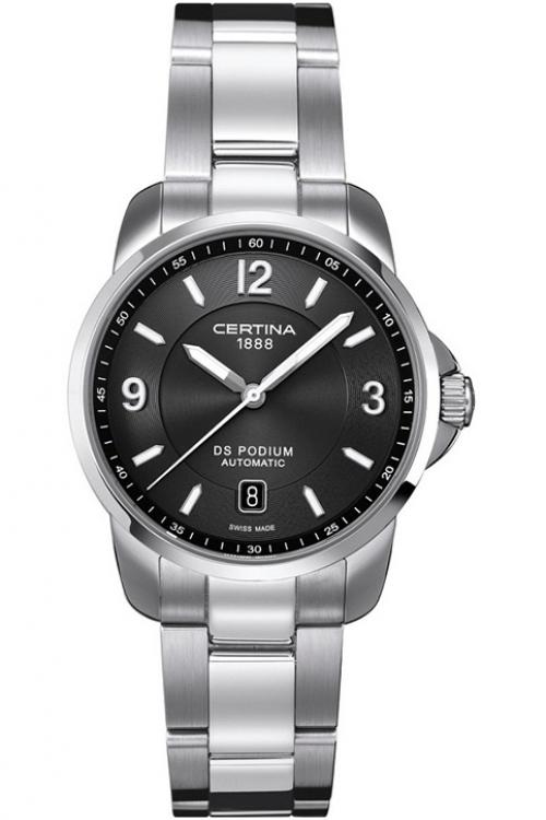 Mens Certina DS Podium Automatic Watch C0014071105700