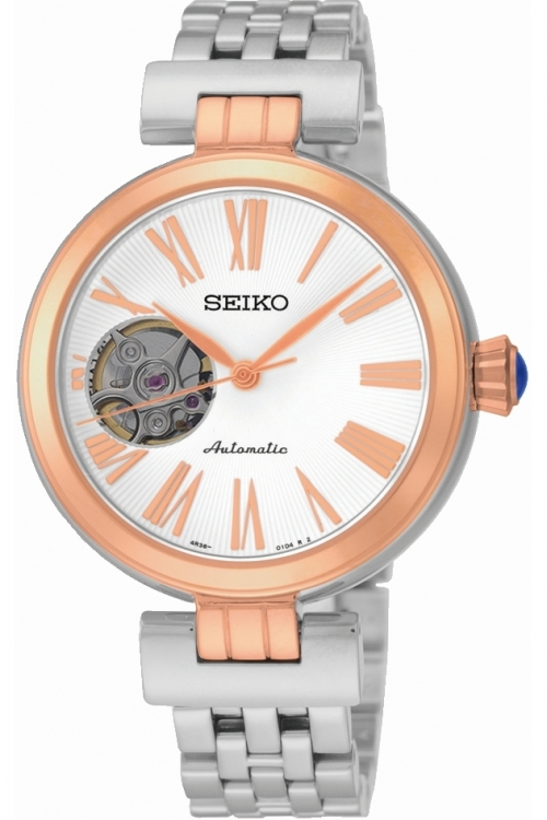 Image of Ladies Seiko Automatic Watch SSA862K1