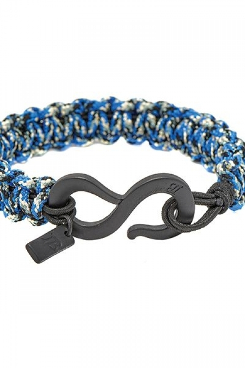 Icon Brand Jewellery Must Have Bracelet JEWEL LE1116-BR-BLU