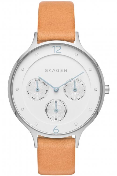 Image of            Ladies Skagen Anita multi function Watch