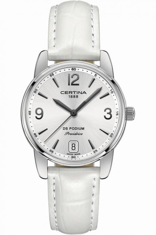 Ladies Certina DS Podium Precidrive Watch C0342101603700